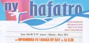 Gazety Hafatro